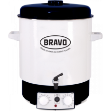 Bravo B 4514 Zavařovací hrnec smaltovaný