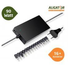 Zdroj NTB Aligator adaptér 90W NTA9010 - neoriginální, 95ALN66 univerzální