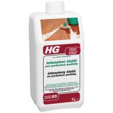 HG intenzivní čistič na parketové podlahy 1 l