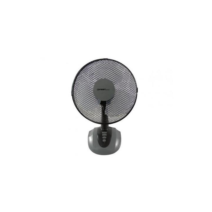 Ventilátor First 5551-BA 30cm black