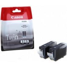 Náplň Canon 2932B012 - originální PGI-5Bk Twin Pack