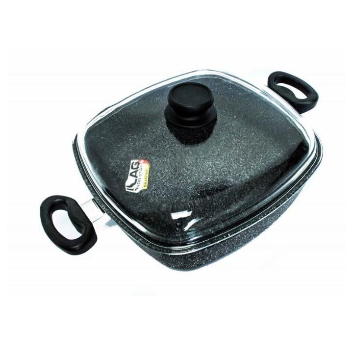 Granit  288LT univerzální pekáč  černý/neindukční  4,3l