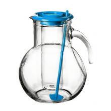 Chladící džbán kufra 2,1 l modrý