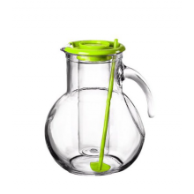Chladící džbán kufra 2,1 l zelený
