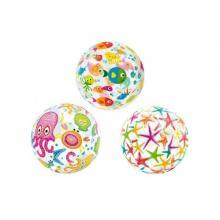 INTEX míč 51cm 3 druhy 59040