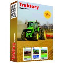 Karty kvarteto Traktory