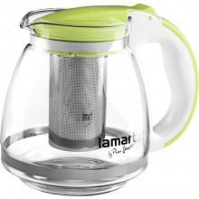 Lamart LT7028 konvice 1,5L zelená verre