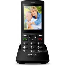 CPA Halo plus Mobilní telefon černý