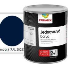 PPG Primalex 2v1 na kov modrá 0,75 L