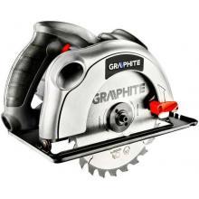 Graphite Energy 58G488 okružní pila 1200W, 65mm, kotouč 185/20mm