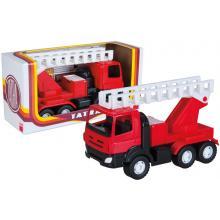 DINO auto Tatra Phoenix hasiči plast 30 cm