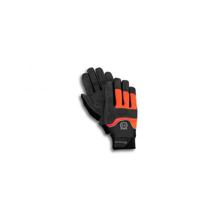 """Pracovní rukavice 10"""" Husqvarna Technikal lehké"""