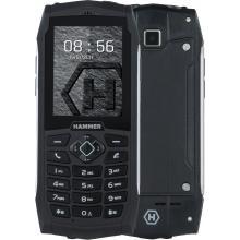myPhone HAMMER 3 černý mobilní telefon DUAL SIM