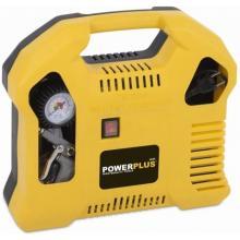 POWERPLUS POWX1703 Kompresor s příslušenstvím