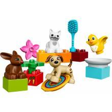 Lego Duplo domácí mazlíčci