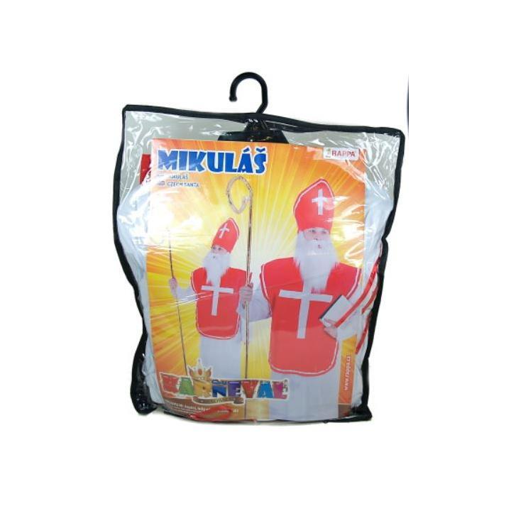 Karnevalový kostým Mikuláš dospělý 6abf77268a4