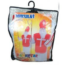 Karnevalový kostým Mikuláš dospělý