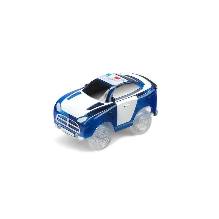 Magic Tracks police car - policejní auto