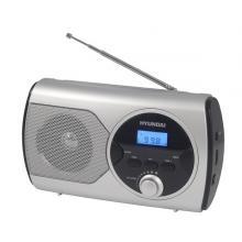 Rádio Hyundai PR 570 PLL S stříbrné