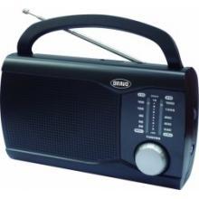 Radio Bravo B 6009 černé