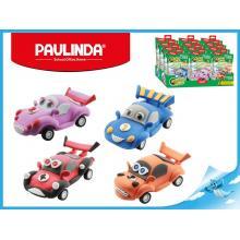 Paulinda Racing Time auto zpětný chod 28g+14g s doplňky 4druhy