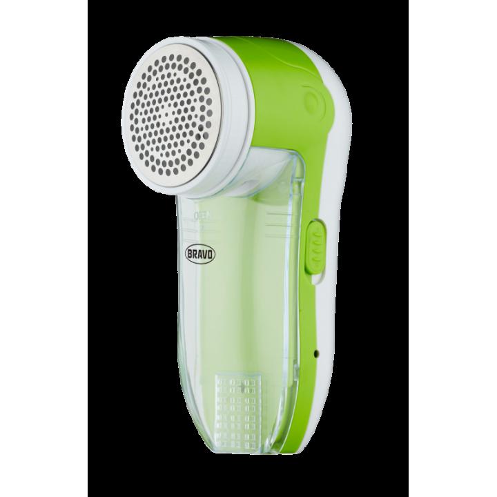 Bravo B 4633 bílo-zelený odstraňovač žmolků