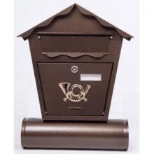 Pošt. schránka ST101 s tubou Měď