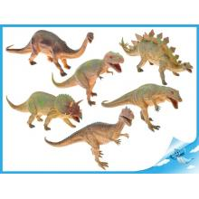 Dinosaurus 42-56cm 6 druhů