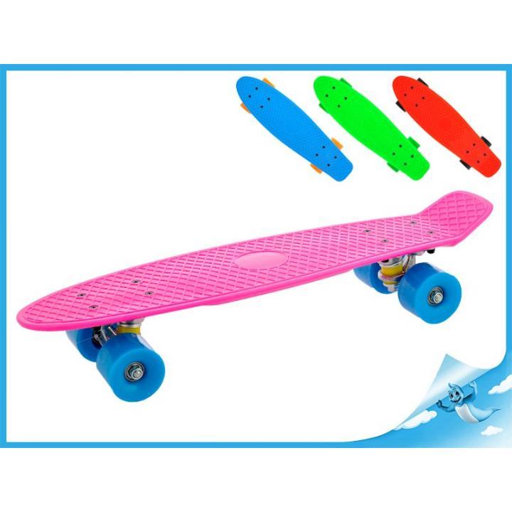Skateboard 56cm 4barvy