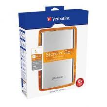 VERBATIM HDD 2,5 1TB USB 3.0 Silver