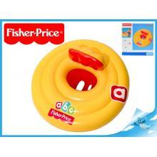 Kruh nafukovací pro nejmenší Fisher Price 69cm 0-12m