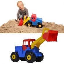 Traktor giant - nakladač