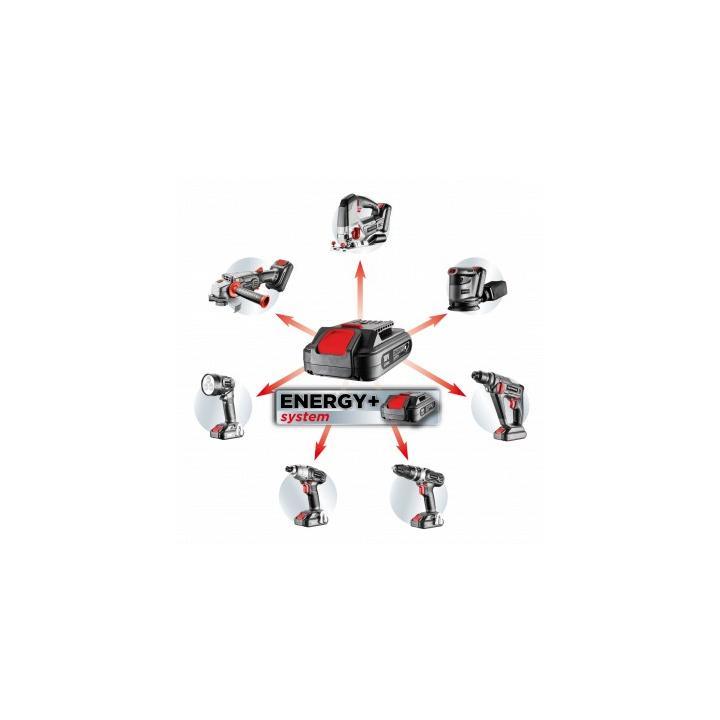 GRAPHITE ENERGY 58G001 18V, 2,0Ah Li-ion