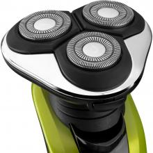 Sencor SMS 5012 GR frézkový černo-zelený holící strojek