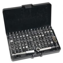 Sada bitů extra 100 ks + nástavce Neo tools 06-104