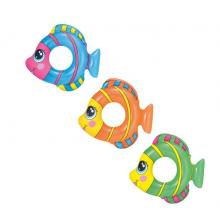Kruh nafukovací ryba 81x76cm 3-6let