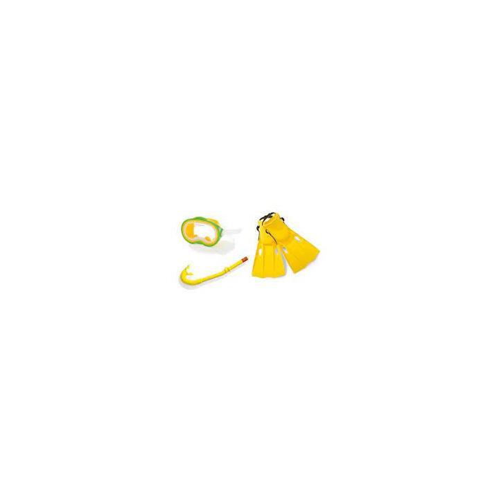 Potápěčský set žlutý