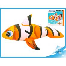 Ryba klaun nafukovací 147x94cm s úchyty