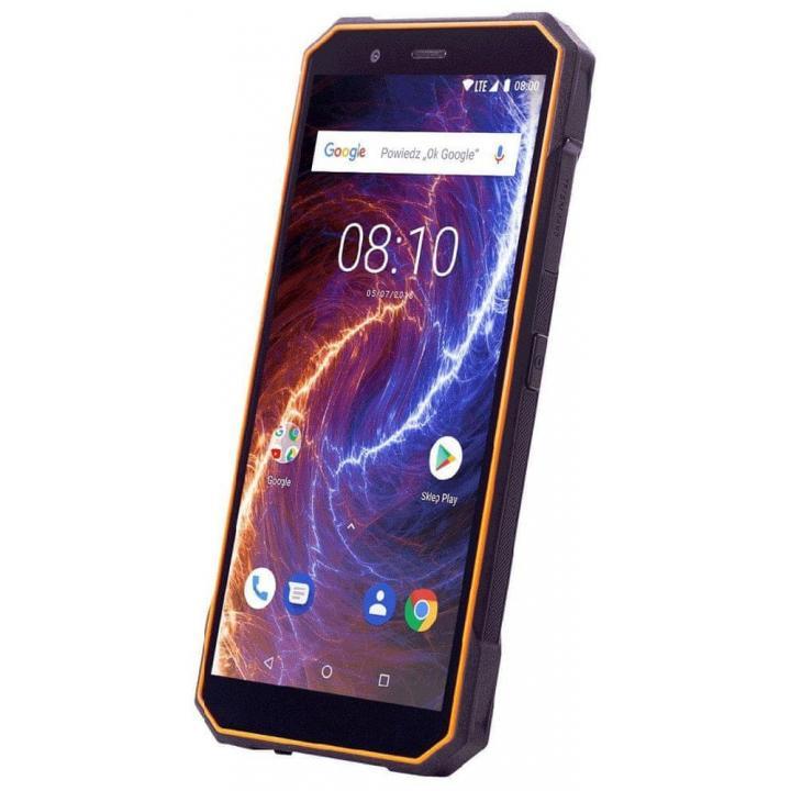 CPA Hammer Energy 18x9 LTE oranžovo/černý