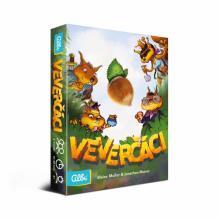 ALBI Veverčáci - karetní hra