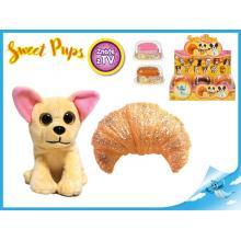 Mikro Trading Sweet Pups vonící štěňátko 1ks Roeky Roll, 93330 13 cm