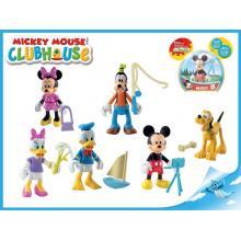 Mickey Mouse Club House figurka kloubová 8cm 6druhů