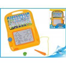 Vzdělávací tablet s kreslící tabulkou