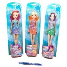 panenka Winx Harmonix Action Dolls