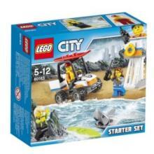 LEGO CITY Pobřežní hlídka