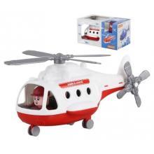 Vrtulník Alfa záchranáři