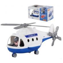 Vrtulník Alfa policie BRD +3