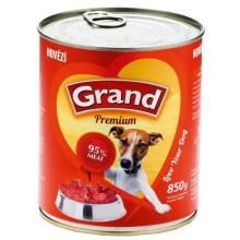 Grand premium hovězí 850g