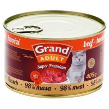 Grand superpremium hovězí - CAT 405g