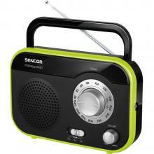 SENCOR RADIO SRD-210 BGN ZELENÉ